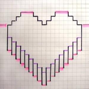 3D širdelė