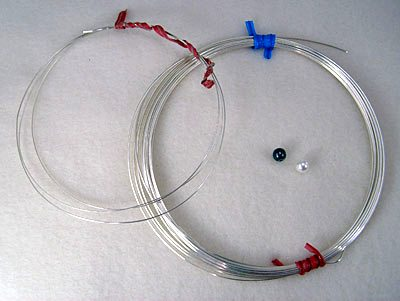 Wire wrap technika