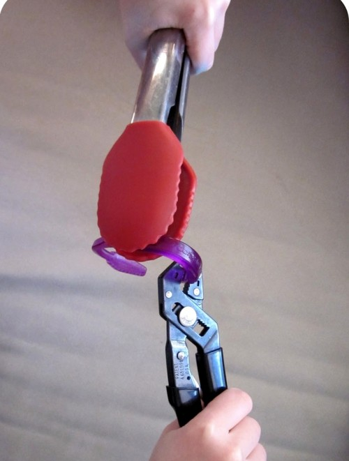 Apyrankės gamyba iš dantų šepetėlio