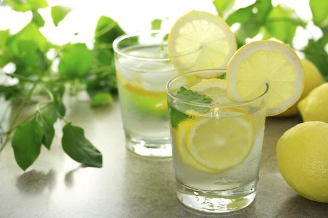 citrina su vandeniu