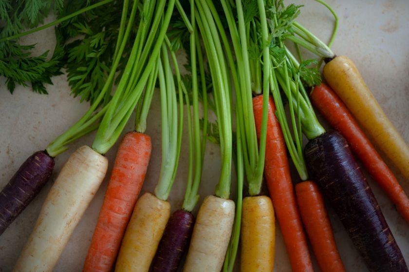 Patiekalai iš morkų užtikrina sveiką mitybą ir skonių atradimus