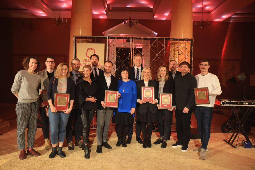 Paskelbti ir apdovanoti 2019-ųjų Vilniaus svetingiausi
