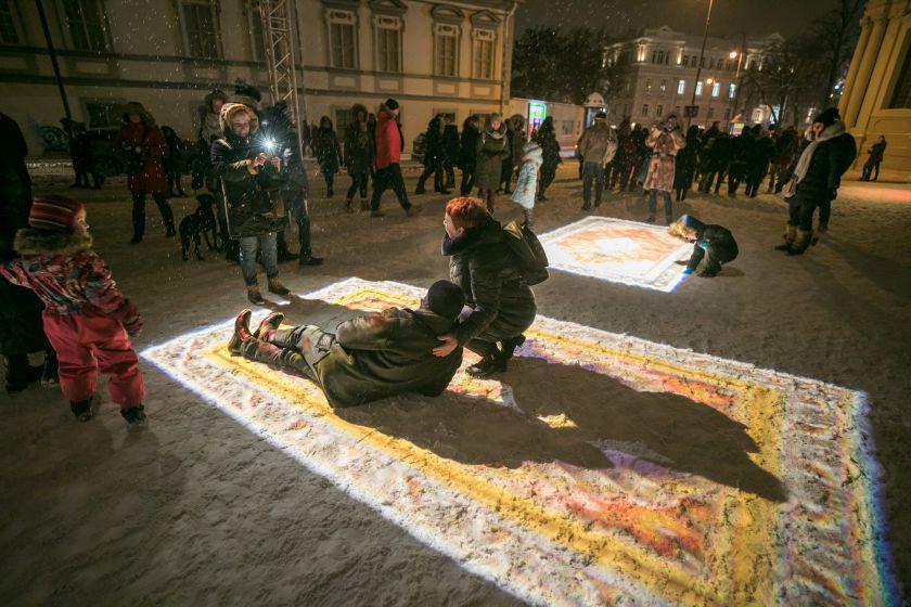Vilniaus šviesų festivalis atskleis sostinės kiemų paslaptis