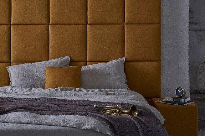 Medinės ar audiniu aptrauktos lovos – kokią pasirinkti?