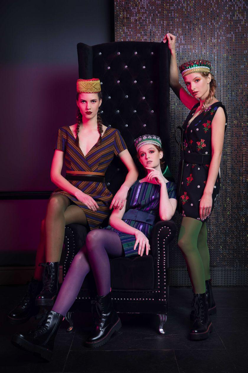 Dizainerė Reda Budvilaitienė tautiniam kostiumui suteikė šiuolaikinės mados pojūtį: siūlo puoštis kasdien
