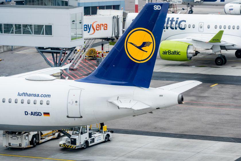 Nuo gegužės vidurio Vilniaus oro uoste - reguliarūs keleiviniai skrydžiai