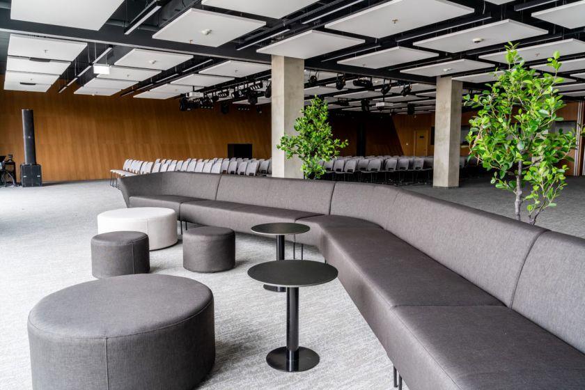 Pradėta naujojo Vilniaus oro uosto VIP terminalo ir konferencijų centro veikla: pirmosios renginių rezervacijos ir VIP keleivių skrydžiai