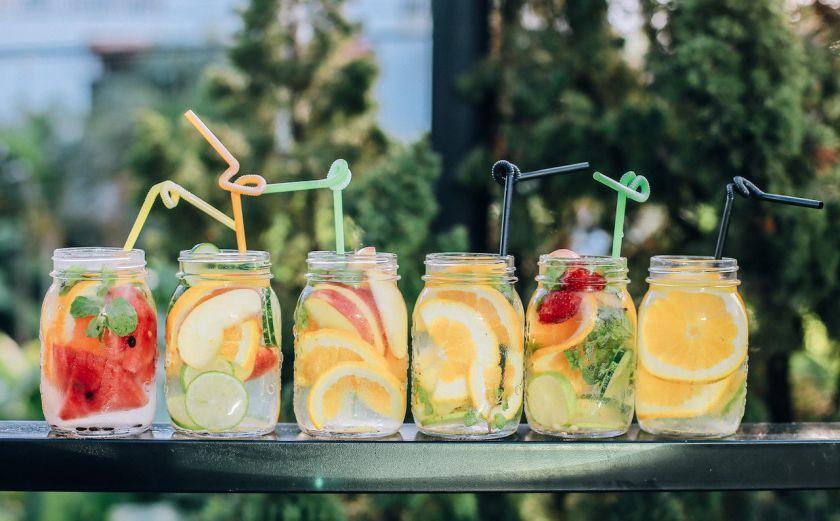 Top 10 maisto produktų, aprūpinančių organizmą skysčiais