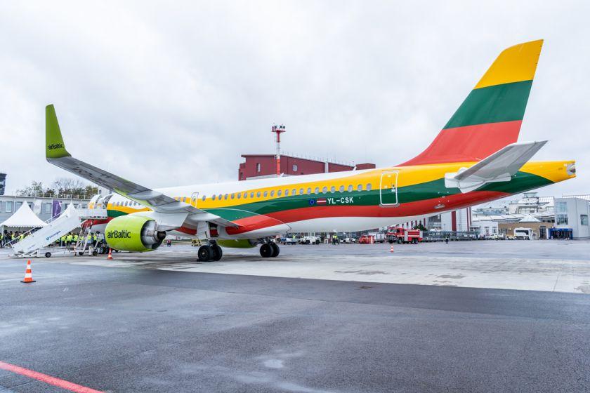 """""""airBaltic"""" pradės naujus skrydžius iš Vilniaus į Dubrovniką"""