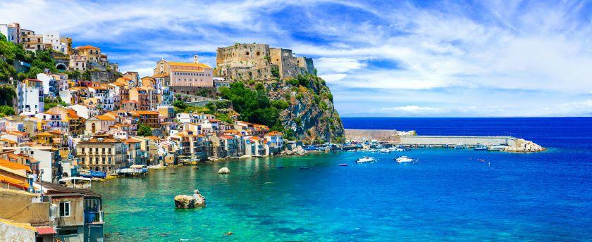 Italijos Kalabrija – vieta, kur atostogauja ir patys italai