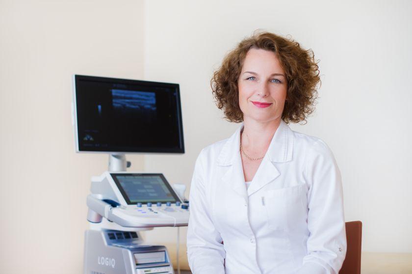 Echoskopija padeda diagnozuoti ir COVID-19 sukeltus vidaus organų pažeidimus