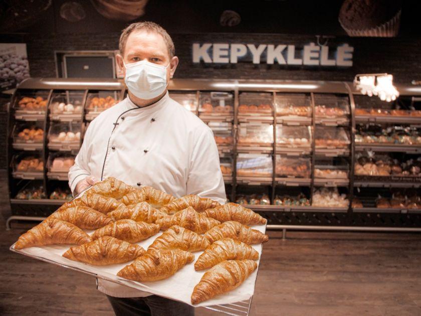Tarptautinę kruasano dieną pasitinkant: pusryčių klasika, išgyvenusi net sviesto krizę