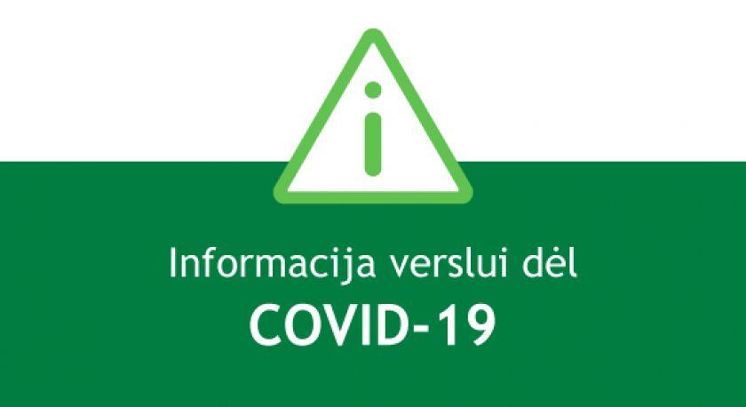 VMI: leidžiami atskaitymai – ne tik darbuotojų Covid-19 testavimui skiriamos lėšos, bet ir kitos dėl pandemijos patirtos išlaidos