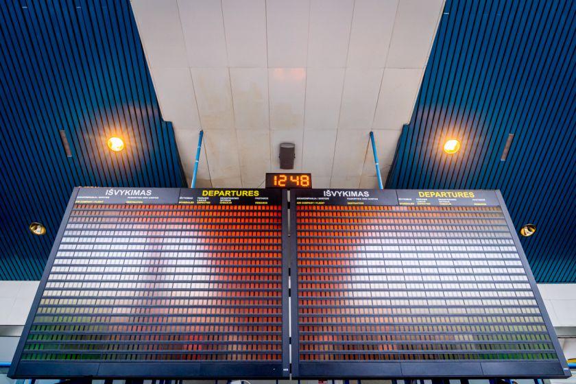 Patogesnės kelionės: Lietuvos oro uostai atnaujina operacijų valdymo sistemą