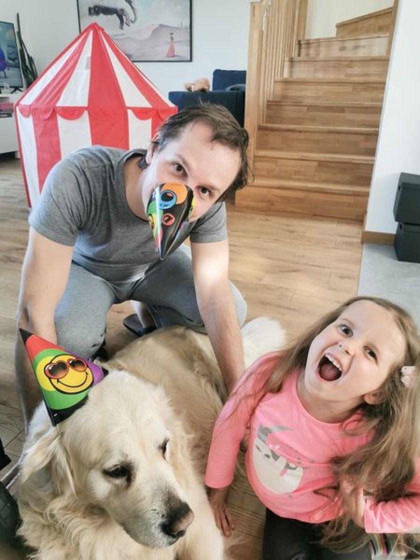 Tėtis išgelbėjo dukrai gyvybę: mažosios Elžbietos istorija