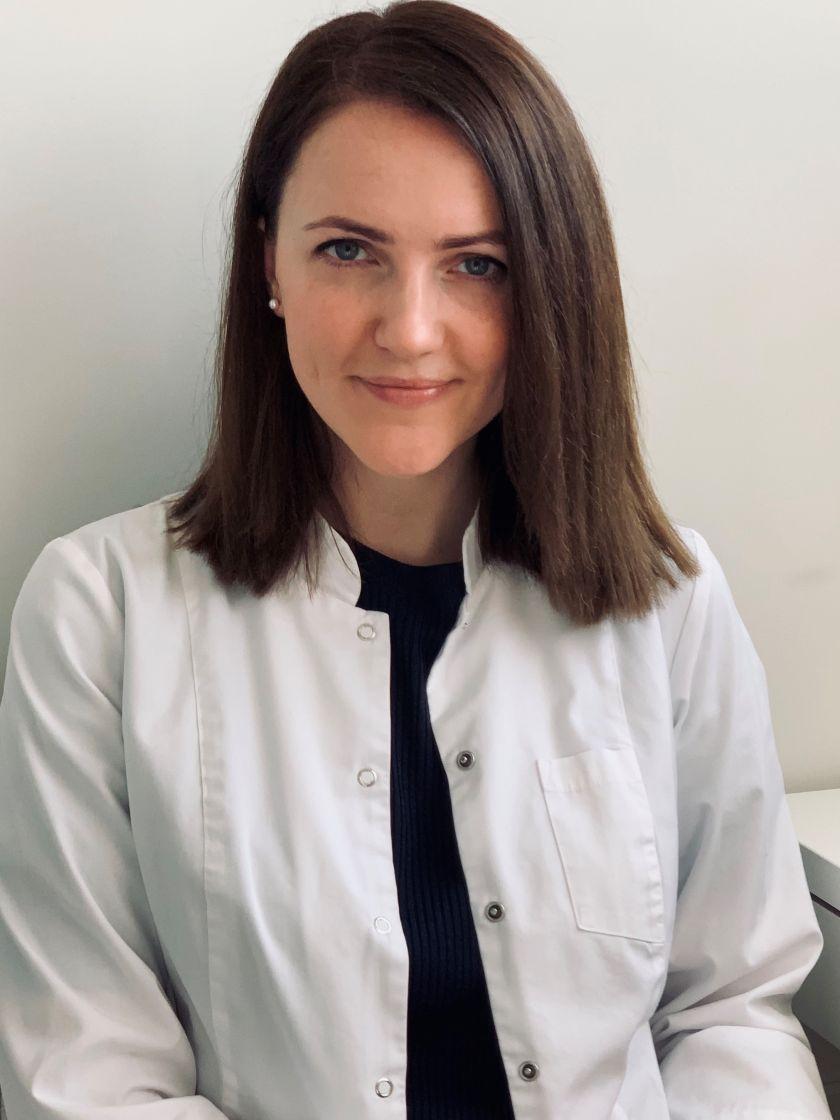 Gydytojai: kas antram COVID-19 infekcija sergančiam pacientui gresia mitybos nepakankamumas
