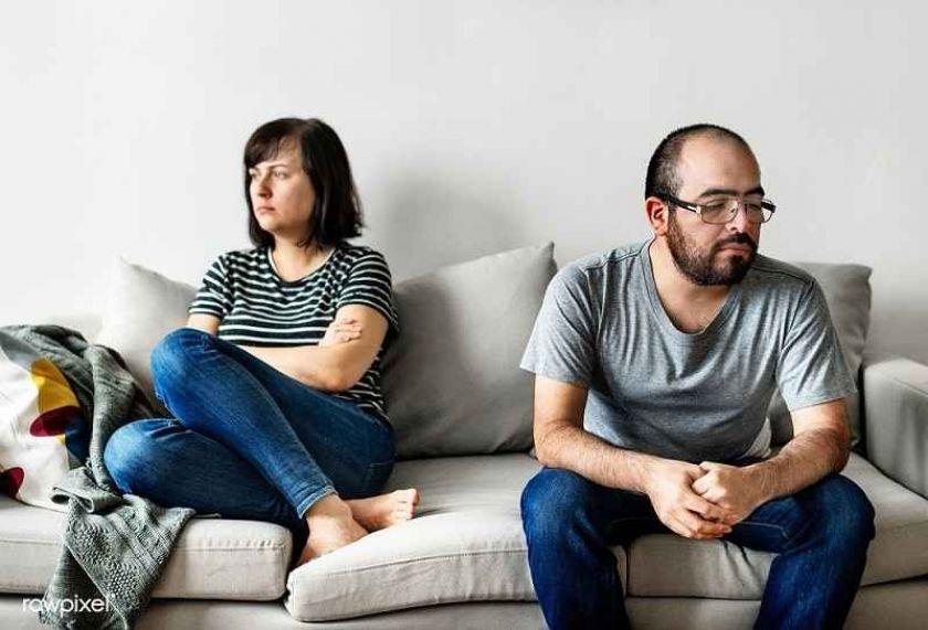 Kaip santuokoje išmokti gyventi kartu? Sutuoktinis – asmenybė, o ne mūsų kopija.