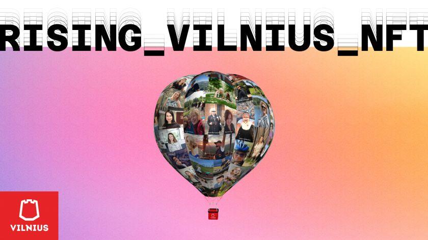 Vilnius Turizmo dieną mini unikaliu kūriniu – sukūrė skaitmeninę 3D skulptūrą